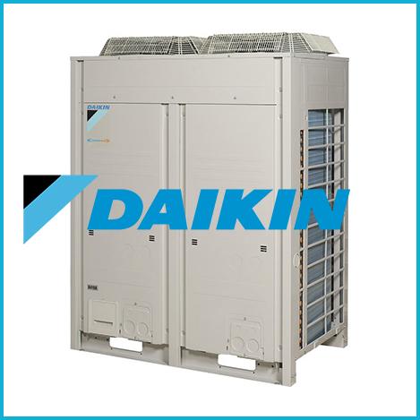 VRV системы Daikin